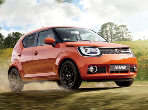 All New Ignis